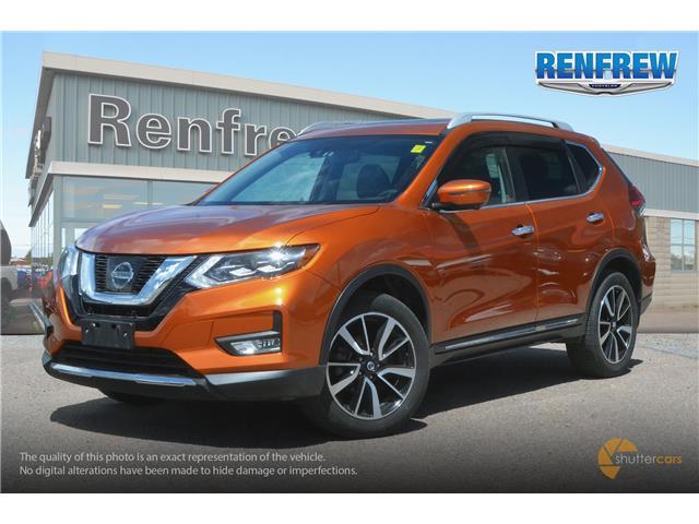 2017 Nissan Rogue SL Platinum (Stk: K258A) in Renfrew - Image 2 of 20