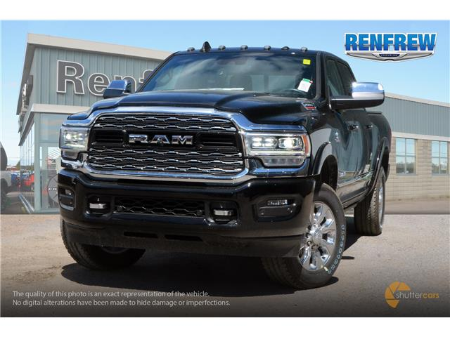 2019 RAM 2500 Limited (Stk: K279) in Renfrew - Image 1 of 20