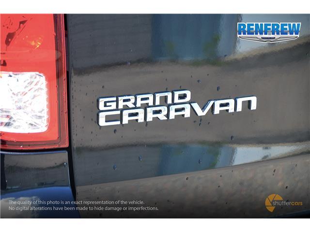 2019 Dodge Grand Caravan CVP/SXT (Stk: K281) in Renfrew - Image 5 of 20