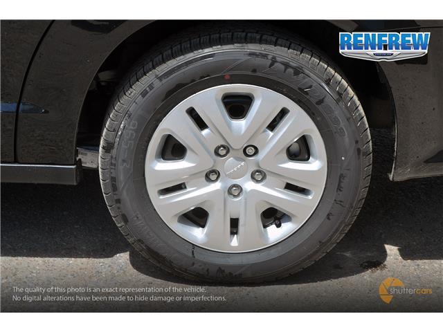 2019 Dodge Grand Caravan CVP/SXT (Stk: K281) in Renfrew - Image 6 of 20