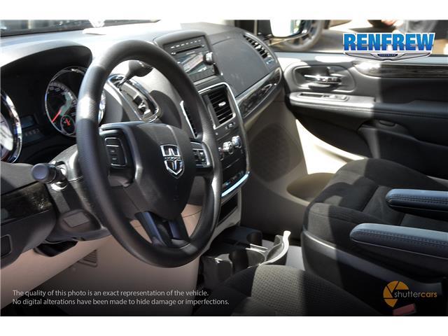 2019 Dodge Grand Caravan CVP/SXT (Stk: K281) in Renfrew - Image 10 of 20