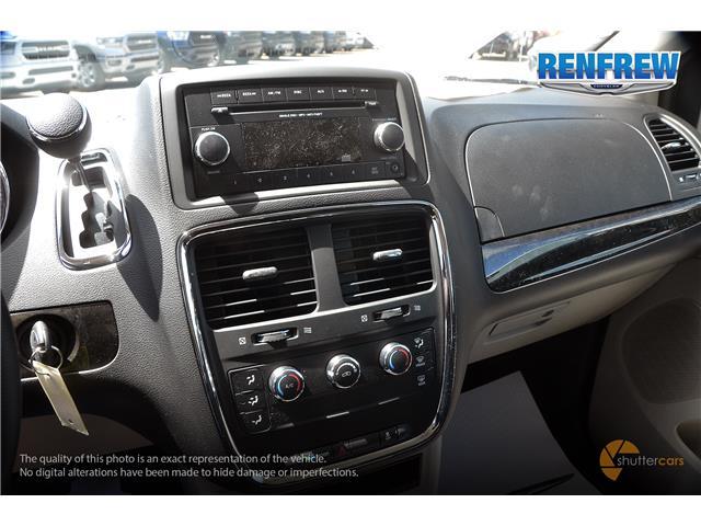 2019 Dodge Grand Caravan CVP/SXT (Stk: K281) in Renfrew - Image 14 of 20