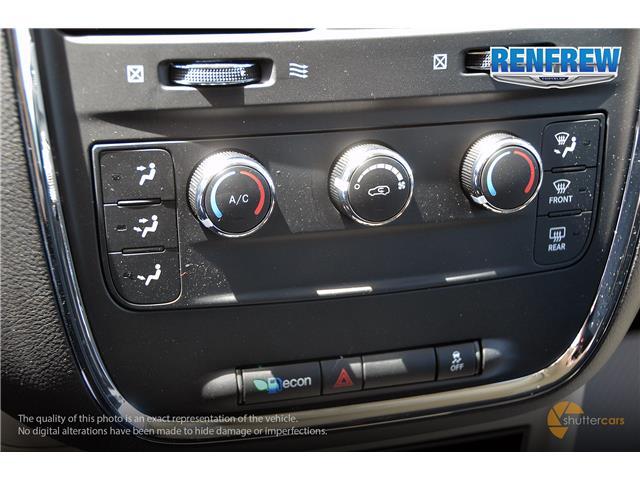2019 Dodge Grand Caravan CVP/SXT (Stk: K281) in Renfrew - Image 16 of 20
