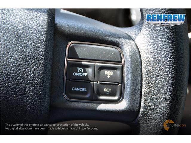 2019 Dodge Grand Caravan CVP/SXT (Stk: K281) in Renfrew - Image 18 of 20