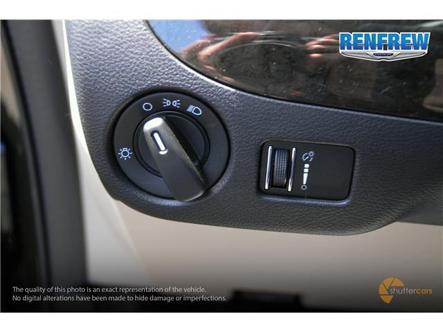 2019 Dodge Grand Caravan CVP/SXT (Stk: K281) in Renfrew - Image 19 of 20