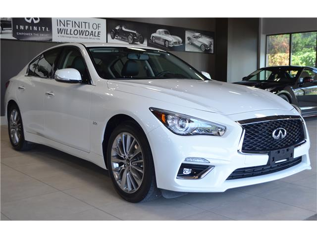 2018 Infiniti Q50  (Stk: AUTOLAND-H7947A) in Thornhill - Image 9 of 32