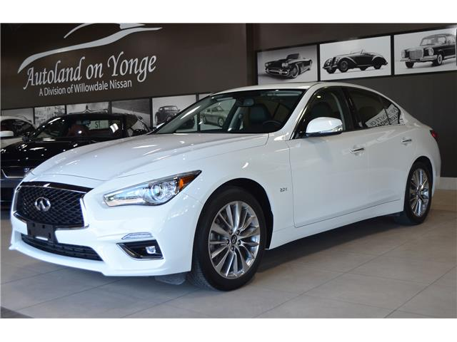 2018 Infiniti Q50  (Stk: AUTOLAND-H7947A) in Thornhill - Image 11 of 32