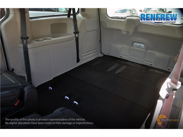 2019 Dodge Grand Caravan CVP/SXT (Stk: K285) in Renfrew - Image 7 of 20