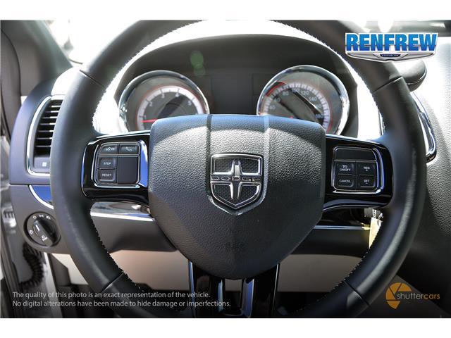 2019 Dodge Grand Caravan CVP/SXT (Stk: K285) in Renfrew - Image 11 of 20