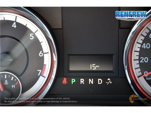 2019 Dodge Grand Caravan CVP/SXT (Stk: K285) in Renfrew - Image 12 of 20