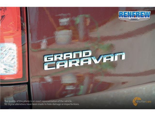 2019 Dodge Grand Caravan CVP/SXT (Stk: K286) in Renfrew - Image 5 of 20