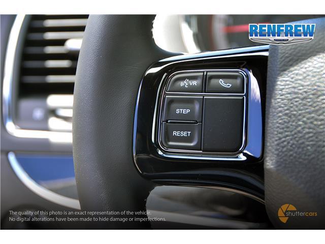 2019 Dodge Grand Caravan CVP/SXT (Stk: K285) in Renfrew - Image 17 of 20