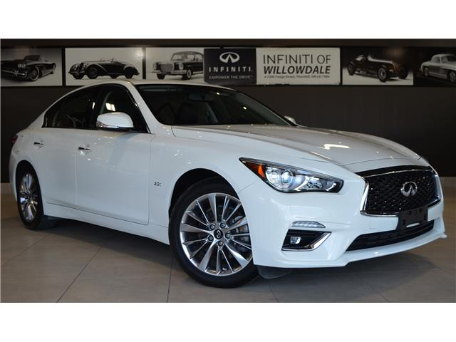 2018 Infiniti Q50  (Stk: AUTOLAND-H7947A) in Thornhill - Image 3 of 32