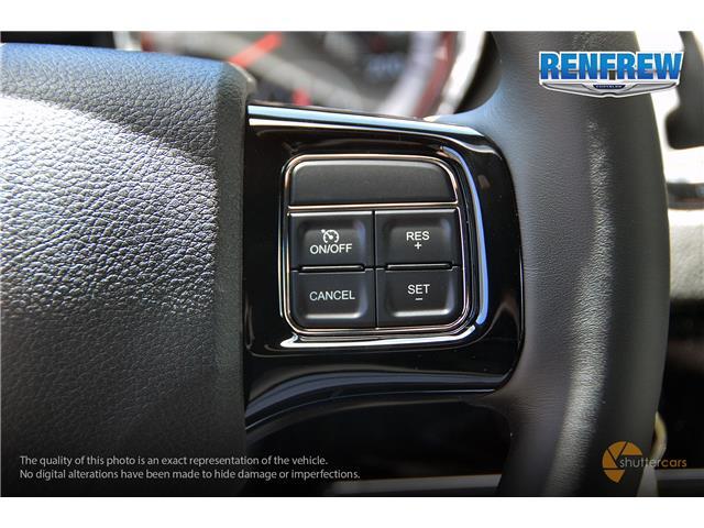 2019 Dodge Grand Caravan CVP/SXT (Stk: K285) in Renfrew - Image 18 of 20