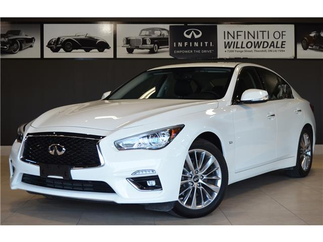 2018 Infiniti Q50  (Stk: AUTOLAND-H7947A) in Thornhill - Image 1 of 31