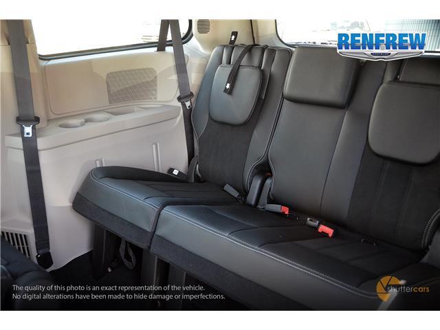 2019 Dodge Grand Caravan CVP/SXT (Stk: K286) in Renfrew - Image 9 of 20