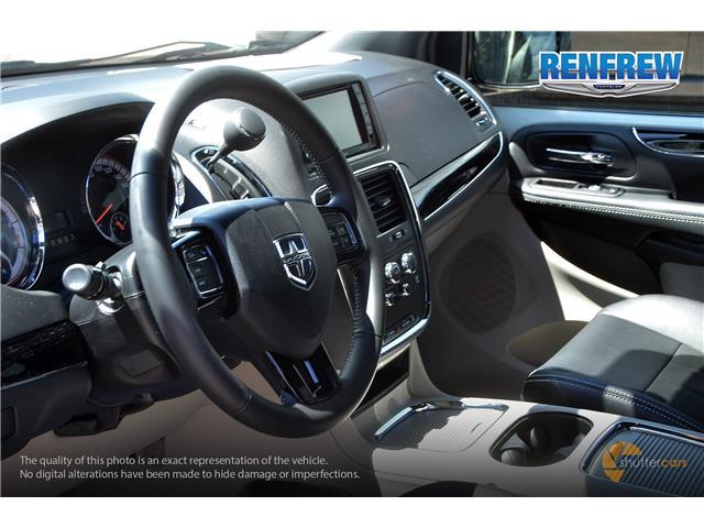 2019 Dodge Grand Caravan CVP/SXT (Stk: K286) in Renfrew - Image 11 of 20
