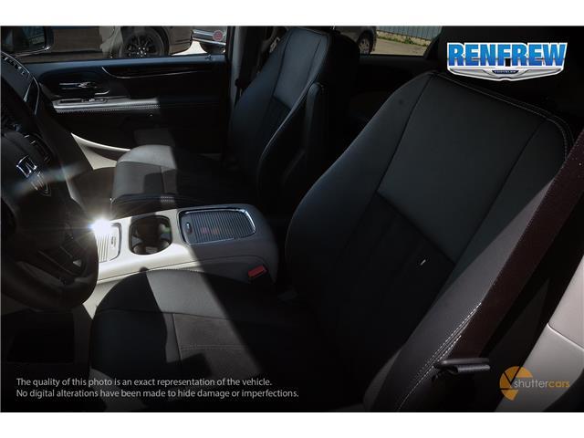 2019 Dodge Grand Caravan CVP/SXT (Stk: K286) in Renfrew - Image 12 of 20