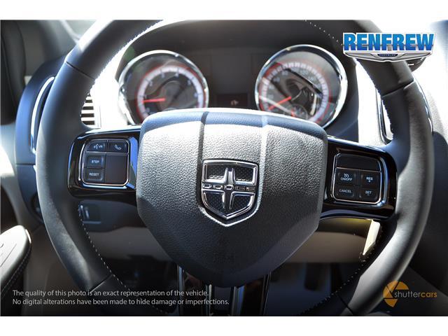 2019 Dodge Grand Caravan CVP/SXT (Stk: K286) in Renfrew - Image 13 of 20