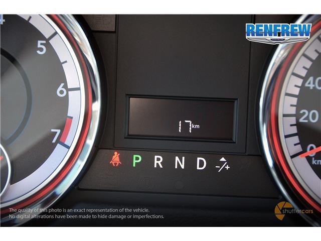 2019 Dodge Grand Caravan CVP/SXT (Stk: K286) in Renfrew - Image 14 of 20