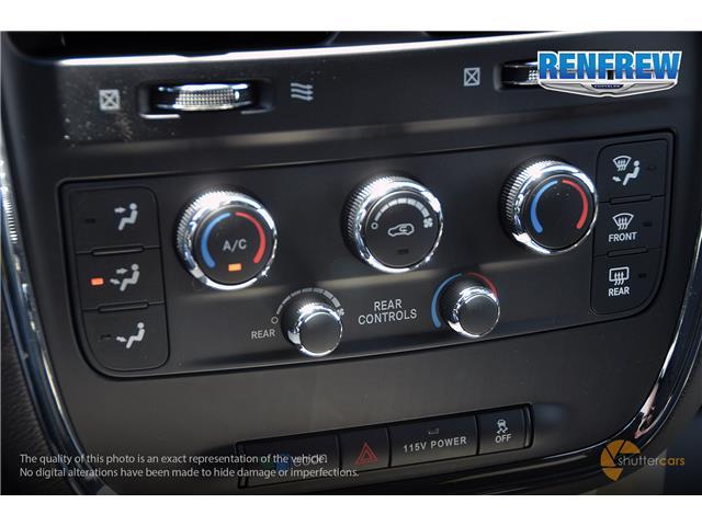 2019 Dodge Grand Caravan CVP/SXT (Stk: K286) in Renfrew - Image 17 of 20