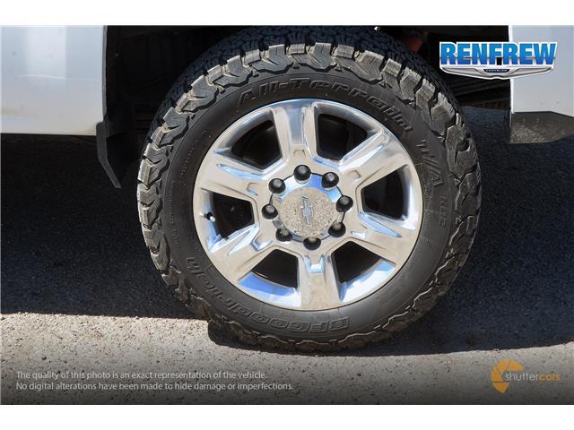 2018 Chevrolet Silverado 2500HD LTZ (Stk: SLJ052A) in Renfrew - Image 6 of 20