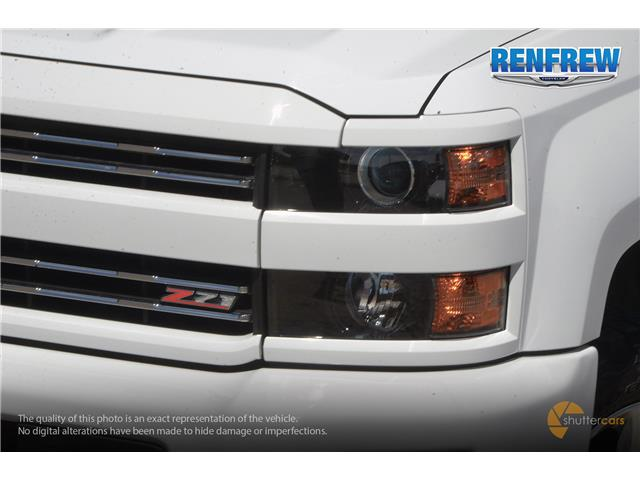 2018 Chevrolet Silverado 2500HD LTZ (Stk: SLJ052A) in Renfrew - Image 7 of 20