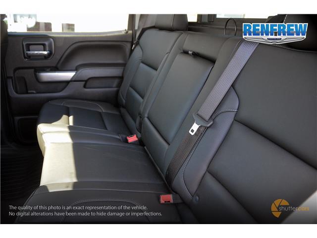 2018 Chevrolet Silverado 2500HD LTZ (Stk: SLJ052A) in Renfrew - Image 8 of 20