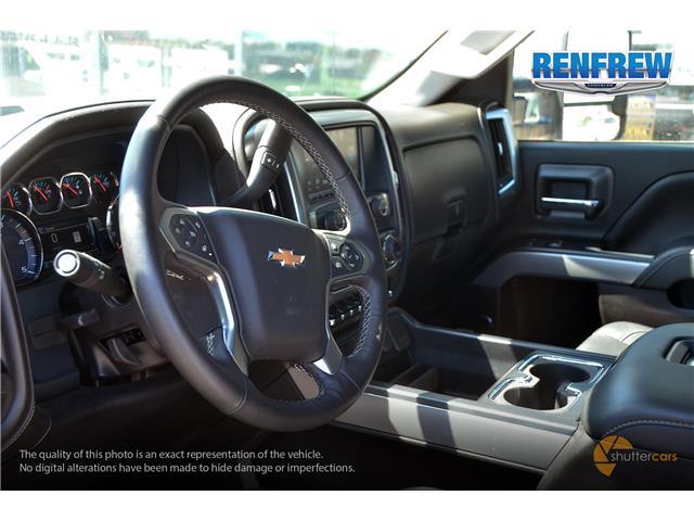 2018 Chevrolet Silverado 2500HD LTZ (Stk: SLJ052A) in Renfrew - Image 10 of 20