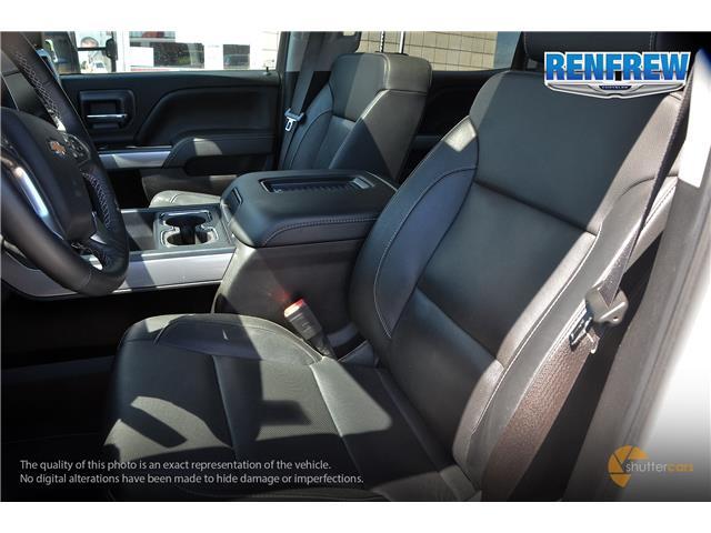2018 Chevrolet Silverado 2500HD LTZ (Stk: SLJ052A) in Renfrew - Image 11 of 20
