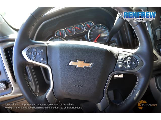 2018 Chevrolet Silverado 2500HD LTZ (Stk: SLJ052A) in Renfrew - Image 12 of 20