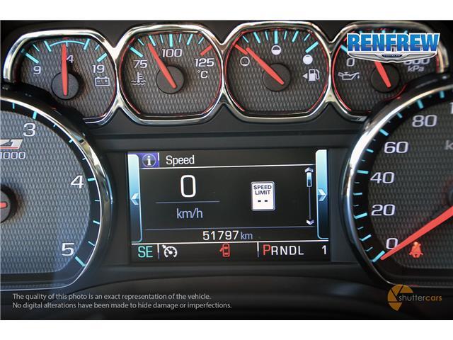 2018 Chevrolet Silverado 2500HD LTZ (Stk: SLJ052A) in Renfrew - Image 13 of 20