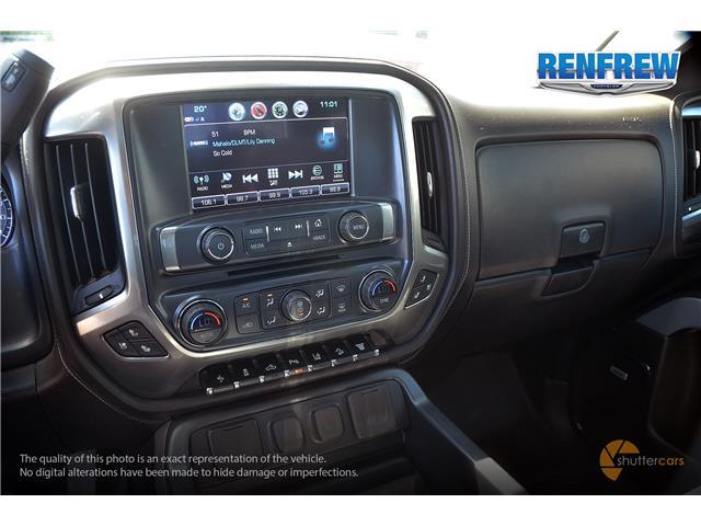 2018 Chevrolet Silverado 2500HD LTZ (Stk: SLJ052A) in Renfrew - Image 14 of 20