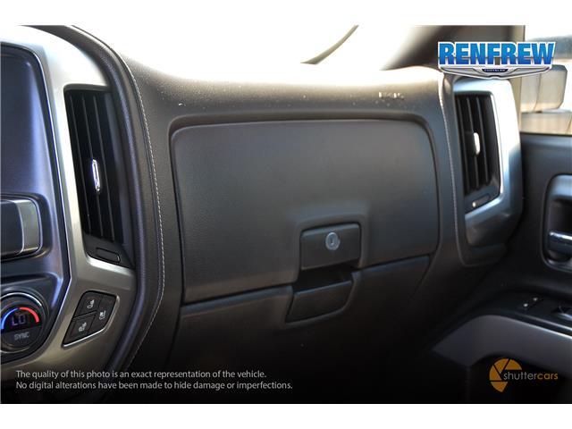 2018 Chevrolet Silverado 2500HD LTZ (Stk: SLJ052A) in Renfrew - Image 17 of 20