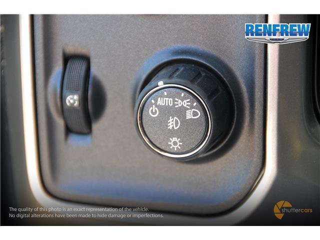 2018 Chevrolet Silverado 2500HD LTZ (Stk: SLJ052A) in Renfrew - Image 18 of 20