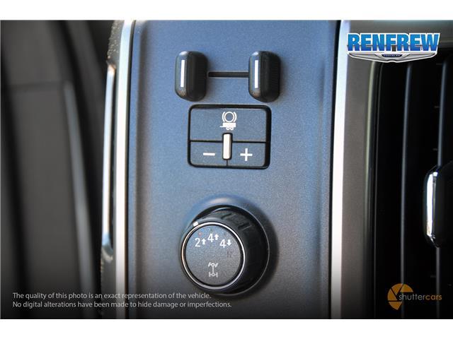 2018 Chevrolet Silverado 2500HD LTZ (Stk: SLJ052A) in Renfrew - Image 19 of 20