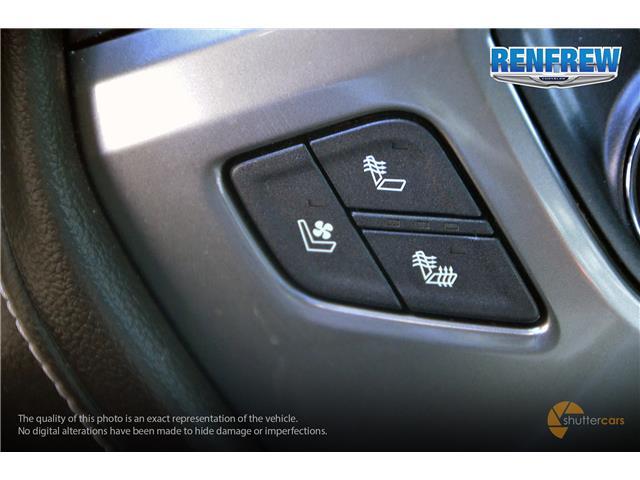 2018 Chevrolet Silverado 2500HD LTZ (Stk: SLJ052A) in Renfrew - Image 20 of 20