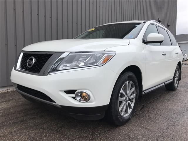 2016 Nissan Pathfinder SV (Stk: U3431A) in Charlottetown - Image 1 of 19