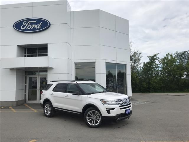 2019 Ford Explorer XLT (Stk: 19302) in Smiths Falls - Image 1 of 1