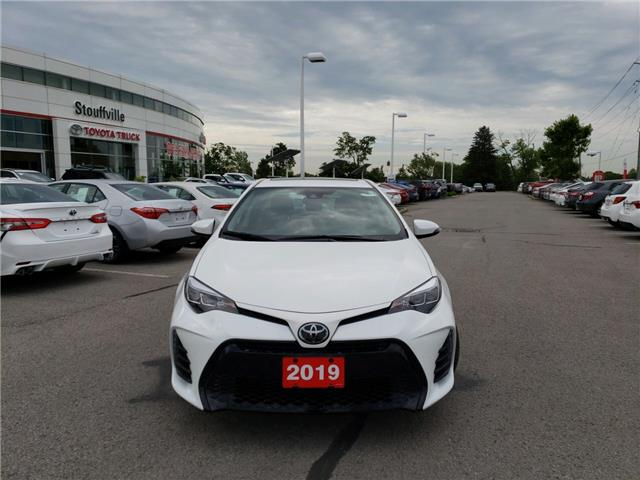 2019 Toyota Corolla SE (Stk: P1847) in Whitchurch-Stouffville - Image 2 of 11