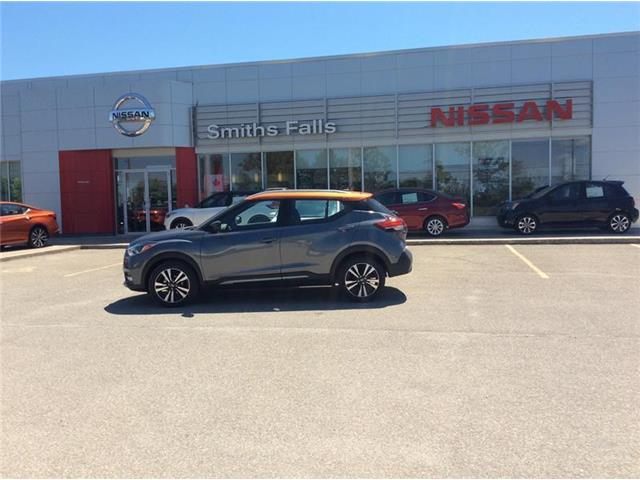 2019 Nissan Kicks SR (Stk: 19-269) in Smiths Falls - Image 1 of 13