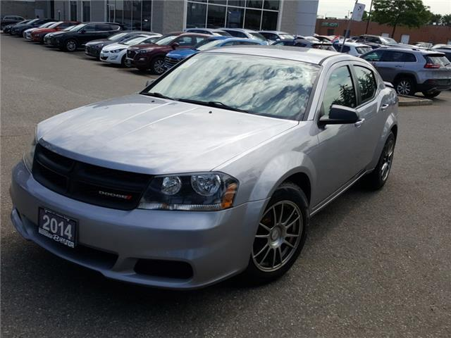 2014 Dodge Avenger Base (Stk: 40128A) in Mississauga - Image 1 of 15