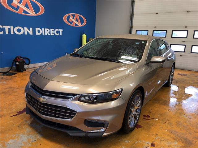 2018 Chevrolet Malibu LT (Stk: 18-118163) in Lower Sackville - Image 1 of 13