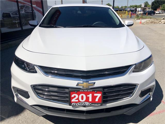2017 Chevrolet Malibu 1LT (Stk: 141111) in Toronto - Image 3 of 12