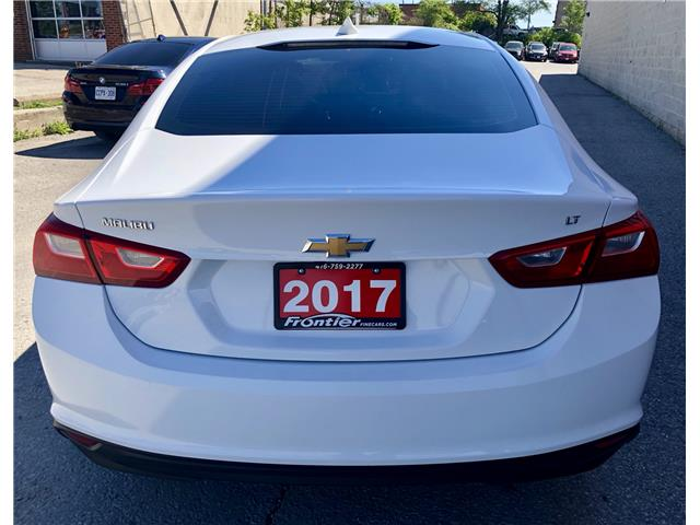 2017 Chevrolet Malibu 1LT (Stk: 141111) in Toronto - Image 6 of 12