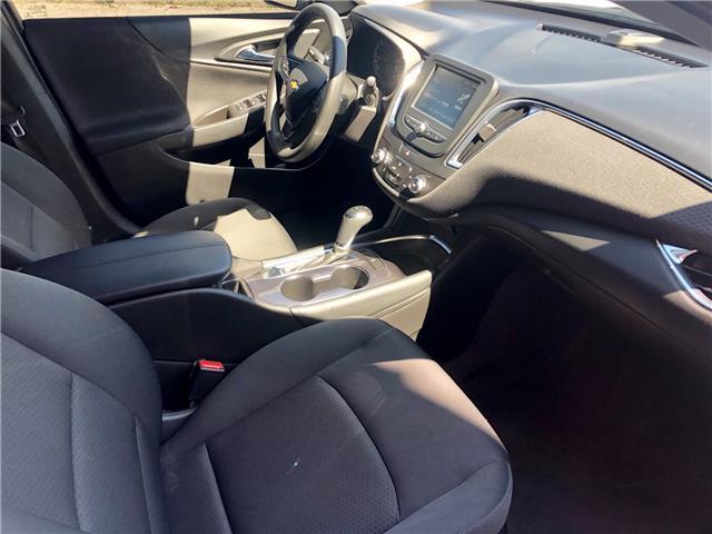 2017 Chevrolet Malibu 1LT (Stk: 141111) in Toronto - Image 9 of 12