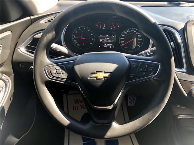 2017 Chevrolet Malibu 1LT (Stk: 141111) in Toronto - Image 11 of 12