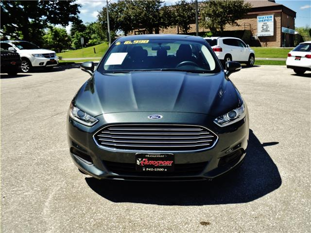 2016 Ford Fusion SE (Stk: 1508) in Orangeville - Image 9 of 17