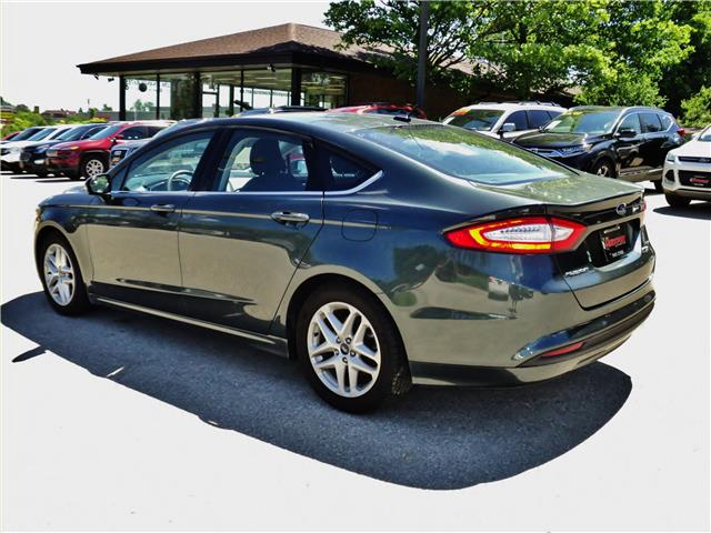 2016 Ford Fusion SE (Stk: 1508) in Orangeville - Image 4 of 17