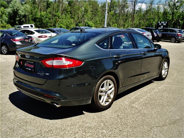 2016 Ford Fusion SE (Stk: 1508) in Orangeville - Image 6 of 17